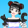 Happy Fun Panda Dressup A Free Dress-Up Game