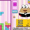 Have fun with Pou playing this amazing and classic tetris game. Have some fun getting the higher score by breaking complet lines of cubes. Use the arrow keys to move and change the position of the pieces. Good luck!!
