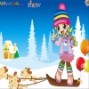 Winter Bobleign Dress Up A Free Dress-Up Game
