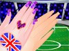 FIFA Fan Manicure A Free Dress-Up Game