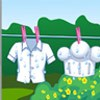 Clumsy Chef Laundry       A Free Dress-Up Game