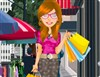 New York Street Shopping A Free Dress-Up Game