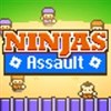 Ninjas Assault A Free Action Game
