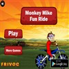 Monkey Mike Fun Ride A Free Driving Game