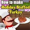 How to Make Holiday Stuffed Turkey A Free Other Game