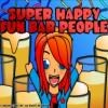 A realistic beer dispensing game. Can you keep up with the constant stream of customers? Can you handle multiple taps without wasting precious beer? Test your bar tending abilities in Super Happy Fun Bar People.