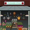 Flower Stall A Free Dress-Up Game