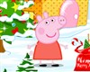 Peppa Pig decorated Christmas A Free Other Game