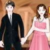 United Kingdom Wedding Couple A Free Dress-Up Game