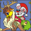 Santa Clause A Free Puzzles Game