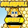 Colorfull Bees A Fupa Puzzles Game
