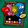 Enter the crazy world of the Plop Art creatures in this fast, frantic and - be careful - addictive action puzzle game. Plop away groups of three or more creatures and clear the stages of over 100 puzzle levels full of the cute little creatures. Choose from 3 different difficulty levels - from easy to hard. Enjoy the original high quality soundtrack, the fun game play and the neat graphics that spoil your eyes.