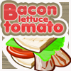 "Bacon Lettuce Tomato Sandwich Building game. Build sandwiches from the whirling ""fixins"" as fast as you can, build 5 sandwiches and win. Collect some odd ball ""fixins"" along the way to spice up your sandwich!"