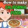 How to Make California Pizza A Free Other Game