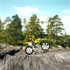 Ride your dirt bike through a challenging rocky terrain in this highly addictive sequel of the extremely popular game Dirt Bike.