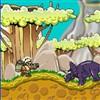 Caveman Run A Free Shooting Game
