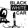 Black White Car A Free Driving Game