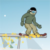 Downhill Snowboard 2 A Free Sports Game