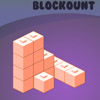 Count the blocks number. If you guess the right number, you score points. The more you score, the more it will be difficult.