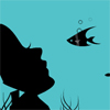 black fish 3 (eat) A Free Action Game