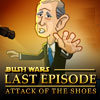 Bush Wars Last Episode:Attack of The Shoes A Free Action Game