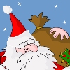 Santa Adventure A Free BoardGame Game
