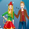 Christmas Love A Free Dress-Up Game