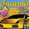 Take to the road with your super-cool, leaping Lambo!!