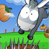 One donkey is running in the farm in which many objects are placed. Some objects are deathful, some objects are helpful. The mission is simple, keep the donkey surviving for more and more time. The more time, the higher scores. Click!Click!Click! Good Luck:)