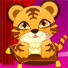 Baby Tiger Dress Up A Free Puzzles Game