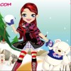 Cute Girl Newyear Calendar A Free Dress-Up Game