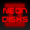 Neon Disks 2 A Free Puzzles Game