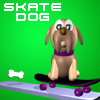 Skate Dog is a fun skateboarding game. Advance through 10 challenging levels and help Skate Dog find his way home.