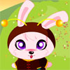 Baby Rabbit Dressup A Free Dress-Up Game