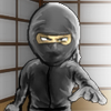 Help young Ninja to find a way out of a temple. Logic game consist of 13 levels.  The Kinovy clan had fled their temple after it was overrun by the Samurai back from the land of the dead. However in the flight for their lives, they left behind small young ninja lost in the large Kinovy temple.  Young Ninja, son of the Sansei should find a way out of a temple to catch up with the clan.  Ninja has to navigate his way through the rooms of the temple. But our hero has two advantages over the Samurai. First of all, they aren`t as smart as he is and secondly he knows the various secret traps built into the temple.