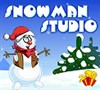 Snowman Studio A Free Dress-Up Game