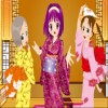 Cute Japanese Girl A Free Dress-Up Game
