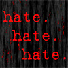 Hate! Hate! Hate! A Free Action Game