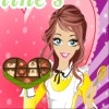 Making Chocolate A Free Dress-Up Game
