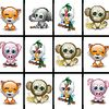 Tiles Of The Animals A Free Puzzles Game
