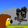 Running Lion A Free Action Game
