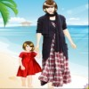 Fashion Mom-Daughter A Free Dress-Up Game