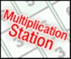 Multiplication Station A Free Action Game