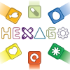 Hexago A Free Action Game