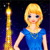 Visiting Paris A Free Dress-Up Game