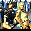 Skylark 2 A Free Action Game