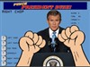 Punch the President! A Free Fighting Game