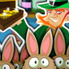 Can you figure out under which bunny the money is?