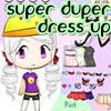Play Super Duper Dress Up Game
