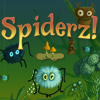 Braintangling puzzler! Untangle cute Spiderz! so grandpa will have more time to sleep.